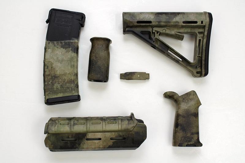 MDI Carbine Furniture Kit High Desert Camo